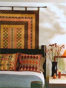 Displaying Your African Textiles