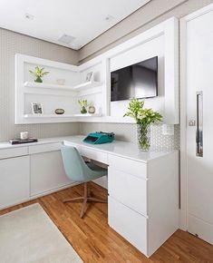 YURTDISI tasarim ornegi👍 Fikir ve farklilik amacli paylasildi 🤗 ☝️Repost📸 By: Projet Home Office Design, Home Office Decor, House Design, Home Decor, Office Set, Bunk Bed Designs, Home And Living, Room Inspiration, Bedroom Decor