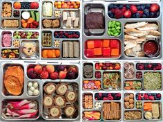 Check out these lunches by Weelicious