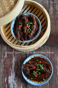 Braised Chicken With Black Bean Sauce Recipes — Dishmaps