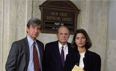 NBC's Law & Order Promotional Image