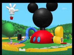 Play House Disney theme song in Mandarin Chinese via PlayhouseDisney米奇妙妙屋 主題曲