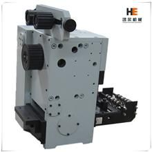 High Speed Gear Replacement Type Feeding Machine Contact:caroline@he-machine.com #precisionmetalproducts #sheetmetalproducts #sheetmetalworkers #sheetmetalfabrication