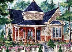 House Plans House Plans Include About Us Services Contact Us FAQs Affiliates Builders Login My Plans Search Results How to Modify How to Ord. 2 Bedroom House Plans, Cottage Floor Plans, Cottage Plan, Victorian House Plans, Victorian Cottage, Victorian Homes, Small Cottage Homes, Small Cottages, Small Houses