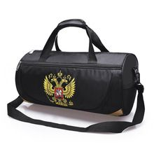 3ed1a2e2c6a1 Like and Share if you want this Outdoor Travel Duffel Sport Bag With Russia  Emblem Waterproof