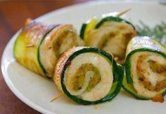 Let's transform the lean chicken breast into fun bites with zucchini and pistachio. Zucchini Bites, Chicken Zucchini, Chicken Bites, Light Recipes, Pistachio, Paleo Diet, Chicken Recipes, Clean Eating, Good Food
