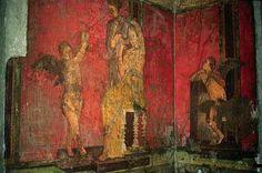 Pompeii. Villa of the Mysteries