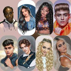 Tumbrl Girls, Dope Cartoons, Cute Girl Drawing, Cartoon Art Styles, Love Now, Corbyn Besson, Girl Cartoon, Billie Eilish, Love Of My Life