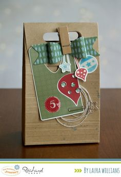 lauralooloo: Advent Projects - Part 1 {Fun Stampers Journey}