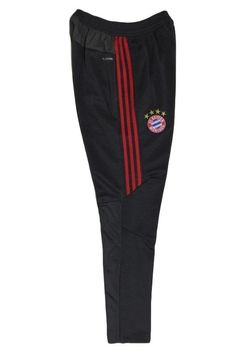 42ca7974f FC Bayern Munich Football team Adidas 2017 18 Track Pants Mens Football  Soccer Sweat Bottoms FÚTBOL Stripe Trouser CALCIO FUSSBALL BNWT