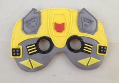 Transformer Cookies by Whoosbakery on Etsy