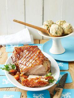 Krustenbraten vom Schwein mit extra krosser Kruste, ein leckeres Rezept aus der Kategorie Schwein. Bewertungen: 109. Durchschnitt: Ø 4,7.