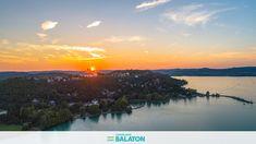 20 varázslatos naplementés drónfotó Tihanyról | CsodalatosBalaton.hu Celestial, Sunset, Outdoor, Outdoors, Sunsets, Outdoor Games, The Great Outdoors, The Sunset
