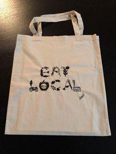 Handpainted shopping bags Shopping Bags, Reusable Tote Bags, Hand Painted, Shopping Bag, Produce Bags