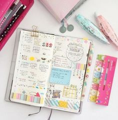 Pin by diana negron on planners diary planner, journal notebook, journal di Diary Planner, Cute Planner, Planner Layout, Journal Diary, Journal Notebook, Journals, Planner Journal, Notebooks, Bujo