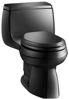 Gabrielle Comfort Height One-Piece Elongated 1.28 GPF Toilet with Aquapiston Flush Technology and Right-Hand Trip Lever