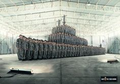 The Print Ad titled FRIGATE was done by GPY&R Melbourne advertising agency for Australian Defence Force in Australia. It was released in Mar Go Navy, Navy Mom, Royal Navy, Navy Military, Military Life, Military News, Military Humor, Military Service, Royal Australian Navy