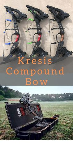 Great Companion and hunting buddy for outdoors and camping. Compound bow for hunting and target shooting. Hunting Arrows, Hunting Guns, Archery Hunting, Bow Hunting, Slingshot Fishing, Composite Bow, Diy Go Kart, Archery Bows, Weapons Guns