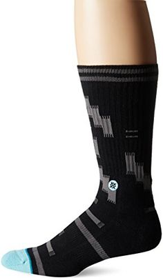 d37dbc0e0c4 Stance Mens Chumash Crew Sock Black L    You can get additional details at  the