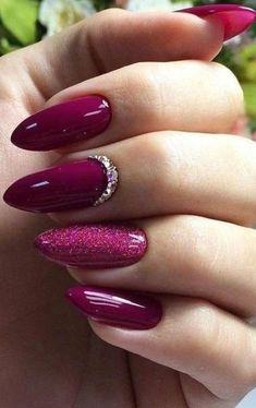10 diseños de uñas para vestido de fiesta según el color - Mujer de 10