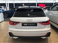 Audi A1 2 0 Tfsi 40 S Line Competition Sportback S Tronic S S