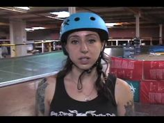 How to skate sideways with Bonnie D. Stroir  Gosh I'm so lucky to be around such an influential woman in roller derby.