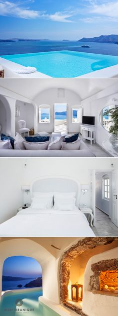 Canaves Oia Hotel & Suites, Santorini http://www.mediteranique.com/hotels-greece/santorini/canaves-oia-hotel-suites/