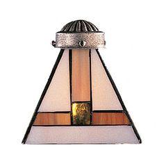 "Landmark Lighting Mix-N-Match 5"" Glass Shade"