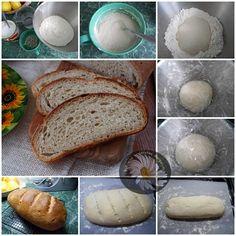 Kulinarne Szaleństwa Margarytki: Chleb pszenny powszedni (codzienny)