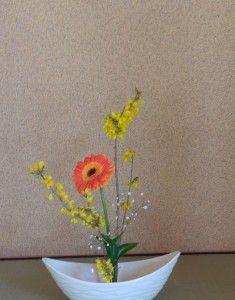 Japon Sanat Merkezi / Esin Gurkaynak - ikebana, flower arrangements, flowers,生け花 アート,生け花 , flowers