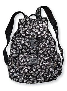 Fresh Polka Dot Canvas Backpacks only $39.99