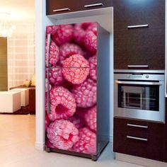 Fototapeta na lodówkę - Maliny | Fridge wallpaper -  Raspberries | 51,60PLN #fototapeta #fototapeta_lodówka #dekoracja_lodówki #wystrój_kuchni#dekoracja_kuchni #maliny #photograph_wallpaper #fridge_wallpaper #fridge_decor #fridge_design #kitchen_decor #kitchen_design #lraspberries #design #decor