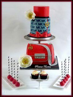 Michael Kors sweet table