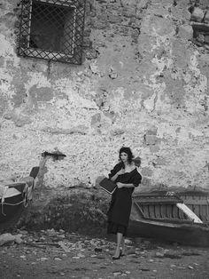VOGUE ITALIA - MARIACARLA - Palermo, 2013 - Peter Lindbergh