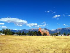 The Valley of the Surrounded, Under the Mission Mountains, St. Ignatius, Montana