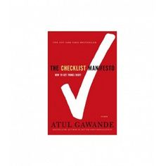 Baixar ou Ler Online The Checklist Manifesto Livro Grátis (PDF ePub - Atul Gawande, The New York Times bestselling author of Better and Complications reveals the surprising power of the ordinary. Free Books, Good Books, Books To Read, My Books, Books For Self Improvement, Time Management Tips, Social Science, Best Self, Self Development