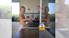 Sekilas Sih Biasa Aja Tapi Jika Diteliti Foto Bocah Memasak Ini Justru Bikin Merinding