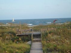 Holden Beach Photos - Featured Images of Holden Beach, North Carolina Coast Holden Beach North Carolina, North Carolina Coast, Beach Pictures, Coastal Living, Banks, Places Ive Been, Trip Advisor, Sailing, Road Trip