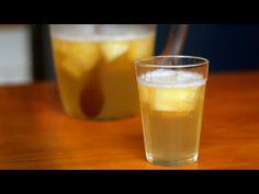 Refrigerante de Abacaxi Caseiro - YouTube