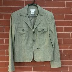 Worthinton (10) jacket Blazer  stylish clean 55% linen/lono 45%rayon 100 polyester Worthington Jackets & Coats Blazers