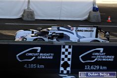 Porsche 919 Neel Jani (CH)/Romain Dumas (F)/Marc Lieb (D)