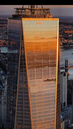 One World Trade Centre.NYC.