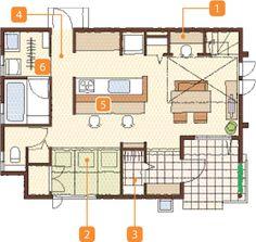 暮らし方提案「子育てしやすい住まい」|間取りと暮らし方|注文住宅|ダイワハウス