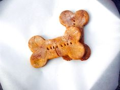 Pumpkin, Apple and Peanut Butter Dog Cookies. Dogs need a chance to enjoy all the sweet that comes with holiday as well!
