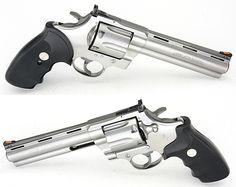 Colt Anaconda Stainless Steel .45 Long Revolver 6 Inch Barrel.