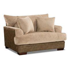 2 Tone Toast Chair 1/2 C2-4442C