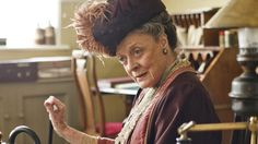 """""""It must be lovely to be beautiful, but that's a really difficult thing to lose,"""" says Smith, now 81. Best known in the U.S. for her role in Downton Abbey, she's now starring in The Lady in the Van."""