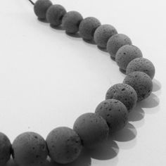 METSA –Cement Pearl necklace and bracelet sample