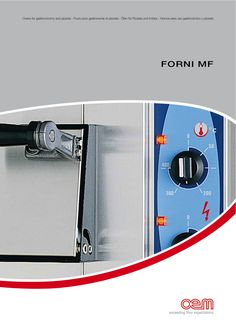 OEM - Serie MF - Electric ovens