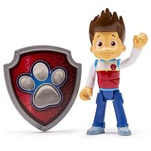 PAW Patrol Action Pack Pup & Badge Ryder